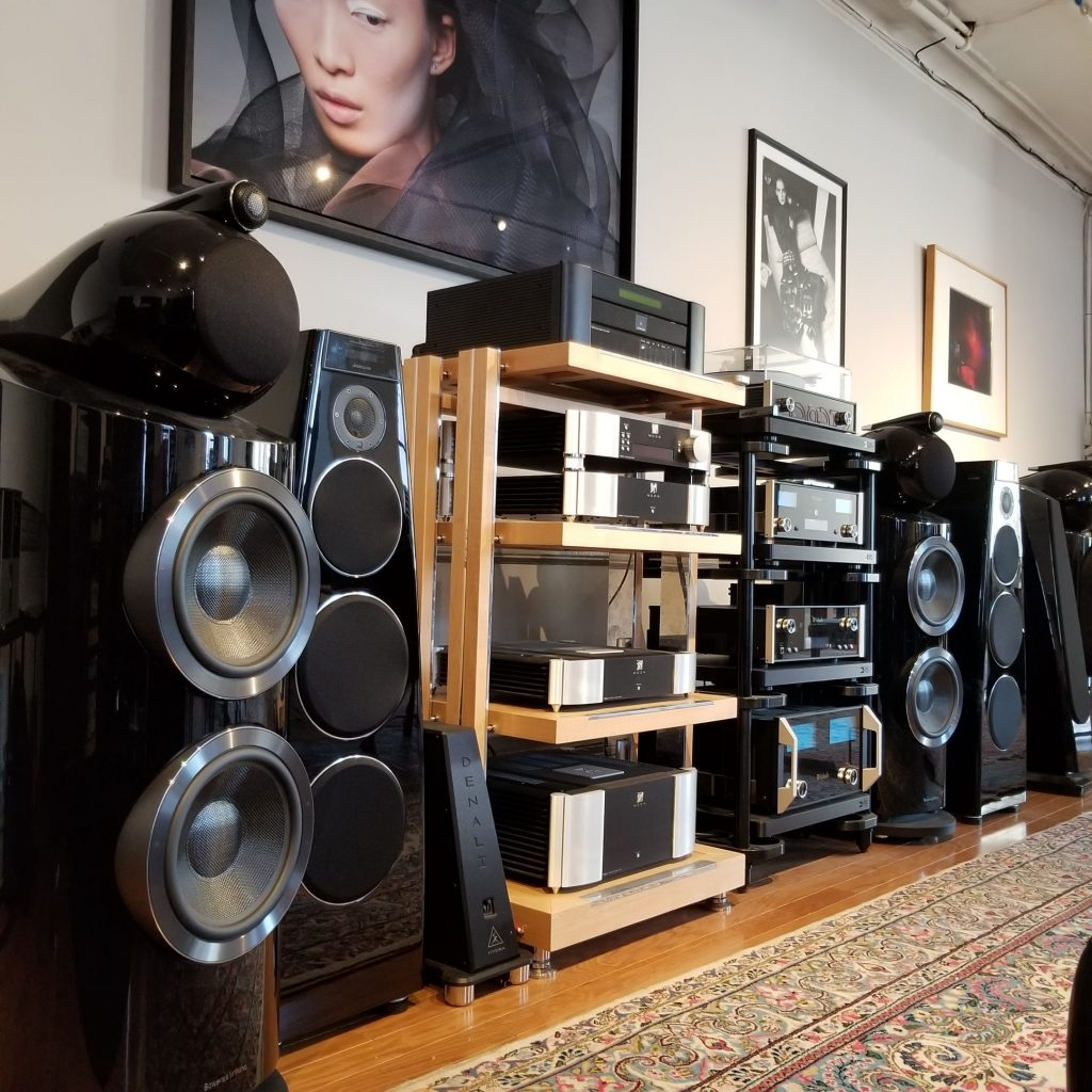 A High-End Stereo Store in Union Square - Stereo Exchange