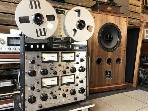 SkyFi Audio Reel To Reel + Tape Deck Collection